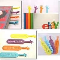 Wholesale 4 Funny Help Me Bookmarks Note Pad Memo Stationery Book Mark Novelty Funny Gift