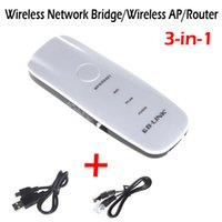 Wholesale Mini WiFi USB WIRELESS NETWORK Router ADAPTER Repeater for XBOX LIVE PS3 CONSOLE
