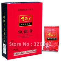 Wholesale g Top lever Chinese Kim Yu fang Tieguanyin tea new gift packing premium TieGuanYin Oolong tea