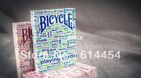 bicycle playing cards - Original Genuine Bicycle Table Talk Poker Playing Cards
