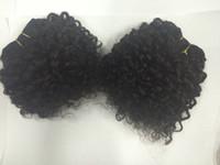 bebe hair - Clearance sale quot unprocessed virgin human hair bebe curl natural color brazilan virgin human hair weaves in stock