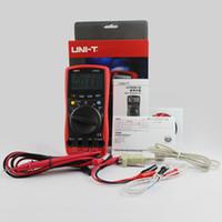 amp unit - UNIT T UT60G LCD Auto Ranging Modern Digital Multimeter AC DC Volt Amp Ohm Capacitance Temp Hz Tester Meters