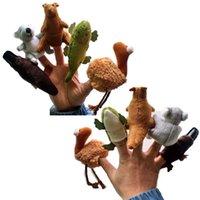 australian emu - Australian Animals Finger Puppets Gift Koala Kangaroo Platypus Emu Crocodile S159801