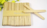 Wholesale 9cm cm wood natural color DIY Material Craft Wooden Stick for Hand Made DIY toy