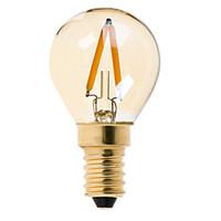 antique household - Retro LED Antique Filament Bulb G40 W K Gold Tint E12 E14 Bae Decorative Household Lighting Dimmable