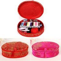 Sewing Stitch - Needlework Chinese Embroidery Cross Stitch Tools Kit Sewing Soft Ruler Thimble