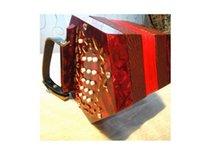 Wholesale Hexagonal accordion key tony accordion firston orgnan