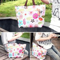 adult lunch cooler - hot sell ice bags adults zipper cooler bag picnic bags lunch bags arz99