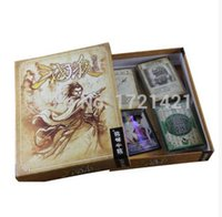 Wholesale Killers Of The Three Kingdoms Series San Guo Sha Strategy Board Game Role Playing Cards Game SanGuoSha Standard Edition L24