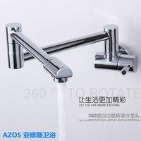 bathroom furniture cheap - Cheap Kitchen Furniture Sink Faucet Degree Swivel Folding Wall Mounted Bathroom Basin Bathtub Bidet Toilet Tap