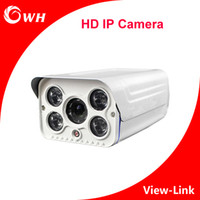 Wholesale CWH W6342C20L HD Surveillance Cameras P2P IP Camera Outdoor Waterproof Camera P Security HD Cameras with M IR Led Night Vision