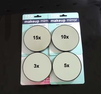compact mirror - 15X X X X Magnifying Mirror Suction Cup Makeup Compact Cosmetic Face Care Shave Travel