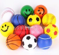 bouncing ball - 10pcs wholeasle new pets toys good for dog cat pet elastic rubber ball pet toy ball bouncing ball bite resistant durable exercise