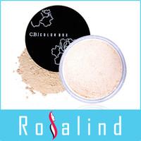 Wholesale Rosalind Soft Loose Powder Set Natural Powder Beauty mc Makeup Set New Perfecting Finishing Powder