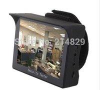 3.5 pulgadas TFT LCD portátil Security Monitor portátil CCTV probador video de Pulsera para el Proyecto