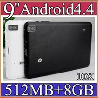 Wholesale 10x cheapest Quad Core inch Tablet PC with Bluetooth flash MB GB A33 Andriod Ghz PB