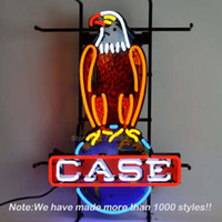 best harvester - Neonetics Case Eagle International Harvester Neon Sign Neon Bulbs Recreation Glass Tube Handcraft Best Gifts Store Display x18