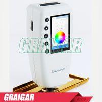 Wholesale WR18 Digital Color Meter Tester Measurement Interval Sec