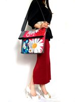 Wholesale European and American Style Floral Handbag Chain Shoulder Bag Embroidery Ethnic Bags Spain Style Women Evening Clutch Bags