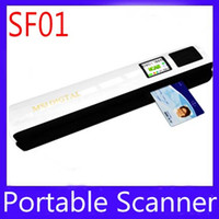 Wholesale Mini Handheld document Scanners Wireless Scanner SF01 Picture Direct S A3 canning MOQ
