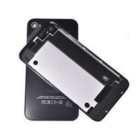 Wholesale Back Rear Housing Cover Middle Frame Replacement Assembly For iPhone G S Battery Door Case back housing replacement