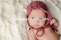 baby model photos - MODEL SYX Hand Knit Mohair Baby Hat Baby Photography Props Baby Shower Gift Newborn Photo Props