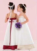 Cheap Flower Girls Dresses Best Girl Formal Occasion Gown