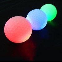 golf ball led - High Quality Cute Flashing Golf Ball LED Golf Balls For Valentine s Day