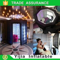 Wholesale ft photobooth inflatable booth for sale