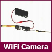 Haute qualité WIFI Mini Camera Module Télécommande Caméscope IP P2P CCTV Caméra Full HD 1080P Hidden DVR Mini DV Video Recoder