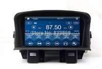 chevrolet dvd gps navigation - HD din quot Car Radio DVD GPS Navigation for Chevrolet Cruze With G Bluetooth IPOD TV SWC RDS USB AUX IN Car DVD