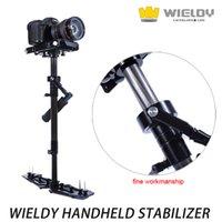 Wholesale WIELD kg Carbon Fiber Handheld Steadicam Stabilizer for Video Camera DSLR