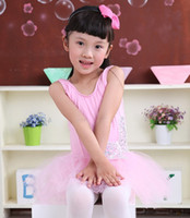 ballet tutu designs - 2 Designs Solid Cotton Stereo Sequined Butterfly Tutu Tulle Gauze Tiered Kid Girls Ballet Dancewear Performance N1825