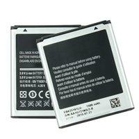 galaxy s battery - 10PCS For Samsung S3 mAh Replacement Cell Phone Battery for Samsung Galaxy S mini i8190 Batery Bateria Freeshipping
