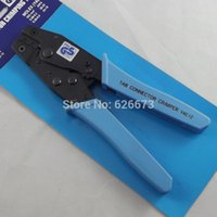 Wholesale GS taiwan YAC12 MINI EUROP STYLE JST crimping tool crimping plier mm2 AWG multi tool tools hands
