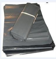 Wholesale 1000pcs Grey Mailing Bags Postal Sacks Envelopes Mailers Strong Plastic Polythene express mailing Bags