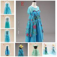 Cheap TuTu baby girl dress Best Summer Pleated girl party dress
