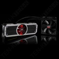 Wholesale King Card CORE RADEON R9 X M GB D5 XmDP DVI SP GHz PowerPlay Stream R9295X Graphics Card