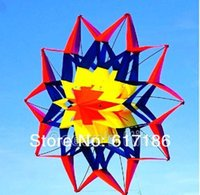 beautiful service - D lotus kite m soft kite so beautiful high quality fast service with control bar and line