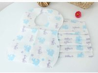 bibs disposable - In stock Summer Infant Keep Me Clean baby boy girl Disposable Bibs