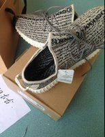 tanning - Turtle Dove sneakers fashion footwear shoes With Box Yeezy Kanye Milan West Yeezy Boost Tan with yeezy bag receipt size US5