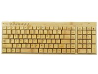 bamboo bluetooth keyboard - Natural Bamboo Wood Keyboard Mouse Combos Wireless Connector with Bluetooth keyboards Carbonized Wooden Keyboards Mouse