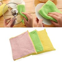 best dish towels - Hot Salw Best seller Dish Cleaning Cloth Dish Washing Towel Kitchen Cleaning Cloth Wipping Rags May