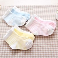 Wholesale Children Socks Kids Sock Ankle Socks Baby Socks Infant Clothes Newborn Clothing Boys Girls Socks For Kids Crochet Baby Booties C8853