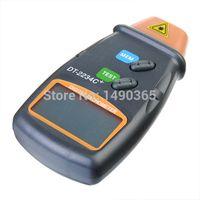 Wholesale DT2234C Digital Laser Photo RPM Tachometer Non Contact Measurement Tool