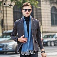 australian work - Australian wool suit gentleman style Men suit Blazer winter Warm Leisure business fashion party Work on a date