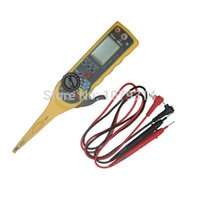 auto repair cost - High Cost Performance Multi function Auto Circuit Tester with multimeter test lamp gear for car auto repair analyzer