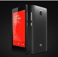 Wholesale XIAOMI Red Rice Hongmi WCDMA G Phone MTK6589t Quad Core GHz SmartPhone GB RAM GB ROM IPS Dual SIM GPS MP Camera