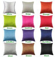 home decor fabric - New Arrivals Home Textiles Decor Sofa Throw Slubbed Fabric Pillow Cover Cushion Case Pillowslip cm x cm PX136