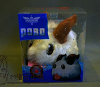legal highs - League of Legends Poro plush toy Poro Doll Legal Edition High quality IN STOCK cm Authentic box